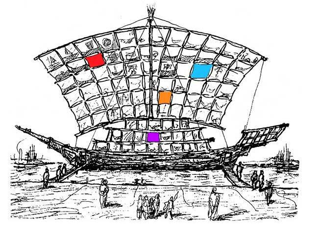 The Ship of Tolerance - Roma